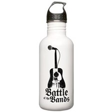 Battle of the Bands Water Bottle