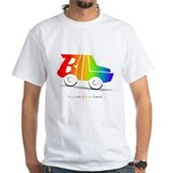 Bill rainbow car Shirt