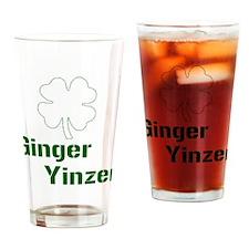 ginyin plain Drinking Glass