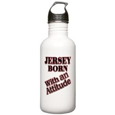 jersey with attitude Water Bottle