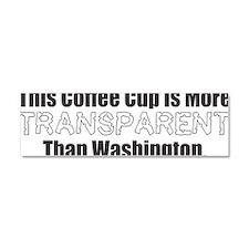trans cup Car Magnet 10 x 3