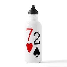 7h2s Sports Water Bottle