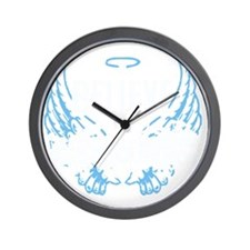 ibia07_dark Wall Clock