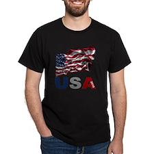 USA 4th of July n01 T-Shirt