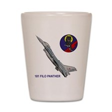 F-16_FILO_PANTHER_SQUADRON Shot Glass