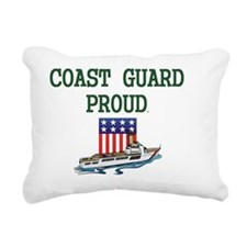 coastguard Rectangular Canvas Pillow