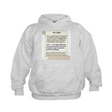 Bill of Rights Hoodie