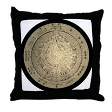 2012 Throw Pillow