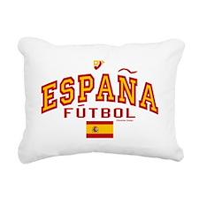 ES SCR 2 5_H_F Rectangular Canvas Pillow