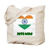 India Desi-babe Tote Bag