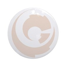 gescom2 Round Ornament