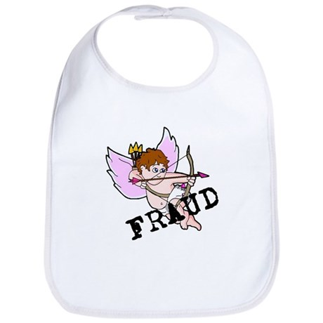 Cupid is a FRAUD! Bib