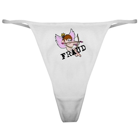 Cupid is a FRAUD! Classic Thong