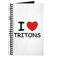 I love tritons Journal