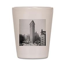 Flatiron Building Shot Glass