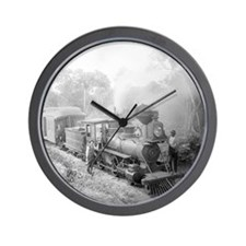 Jupiter and Lake Worth Railroad Wall Clock