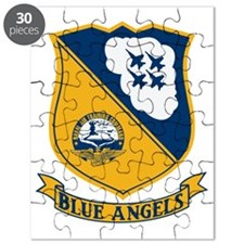 Blue Angels Insignia Puzzle