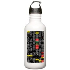 Muni destinations roll Water Bottle