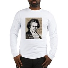 Beethoven3.jpg Long Sleeve T-Shirt