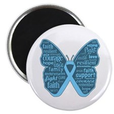 Butterfly Prostate Cancer Magnet