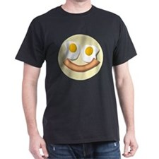 bacon face2 T-Shirt