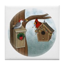 Birdhouse Holiday