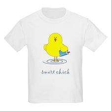 Smart Chick Kids T-Shirt