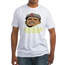 blk_Obama_Not_Racism_Stupid Shirt