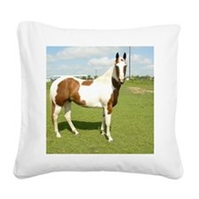 Tracy Square Canvas Pillow