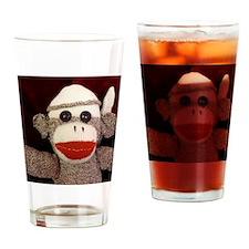 Ernie Drinking Glass