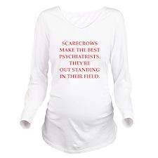 psychiatrist Long Sleeve Maternity T-Shirt