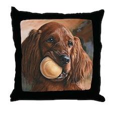 Wanna Play Throw Pillow