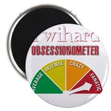 Twihard Obsessionometer -Eclipse Magnet