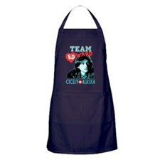 team-ed-main Apron (dark)