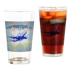 scramjet Drinking Glass