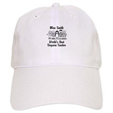 Custom Daycare Teacher Baseball Cap