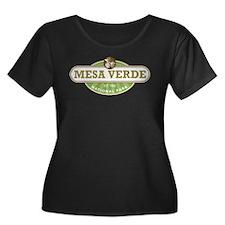 Mesa Verde National Park Plus Size T-Shirt