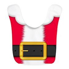 Santa Suit Bib Bib