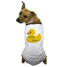 What the..... Duck Dog T-Shirt