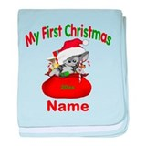 Baby first christmas Cotton