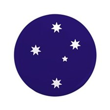 Southern Cross Stars 3.5&Quot; Button (100 Pack)