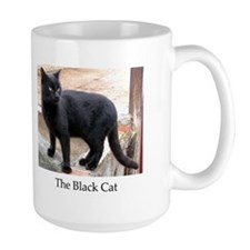 The Black Cat Mugs