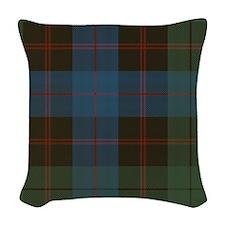 Guthrie Tartan Woven Throw Pillow