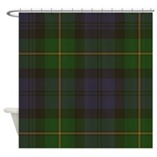 Gordon Tartan Shower Curtain