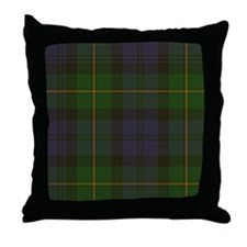 Gordon Tartan Throw Pillow