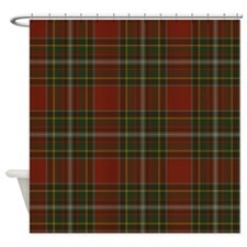 Gillespie Tartan Shower Curtain