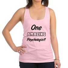 One Amazing Psychologist Racerback Tank Top