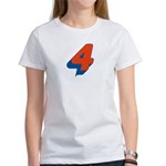 Candice 3D 4 Women's T-Shirt