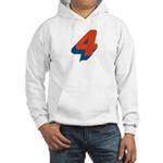 Candice 3D 4 Hooded Sweatshirt