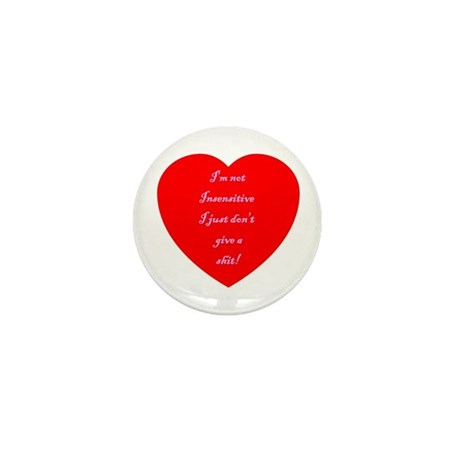 V-Insensitive Mini Button (10 pack)